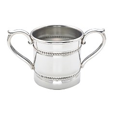 Reed & Barton Baby Beads Double Handled Cup - Bloomingdale's_0