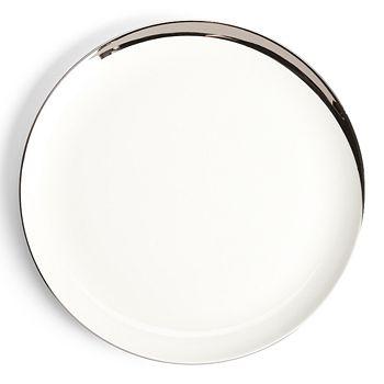Pickard China - Crescent White Oversized Dinner Plate