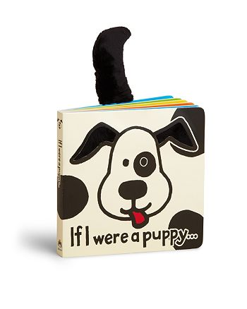 Jellycat - Infant If I Were a Puppy Book