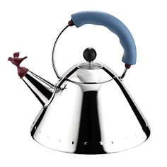 Alessi - Michael Graves for Alessi Kettle - Small Bird Shape