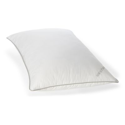 My Luxe Down Alternative Asthma & Allergy Friendly Soft/Medium Pillow, King - 100% Exclusive