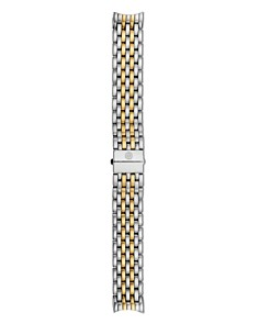 MICHELE Serein Two-Tone Watch Bracelet, 18mm - Bloomingdale's_0