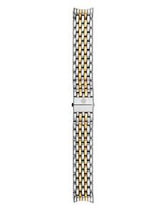 MICHELE - Serein Two-Tone Watch Bracelet, 16-18mm