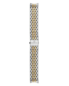 MICHELE - Serein/Serein 16 Two-Tone Watch Bracelet, 16-18mm