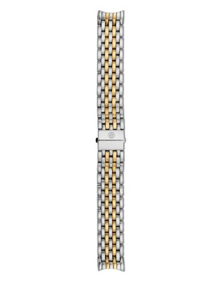 Serein Two Tone Watch Bracelet, 16 18mm by Michele