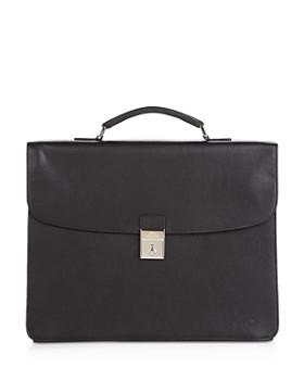 Longchamp - Le Foulonne Triple Gusset Briefcase