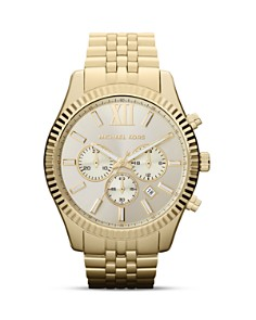 Michael Kors Lexington Watch, 45mm - Bloomingdale's_0