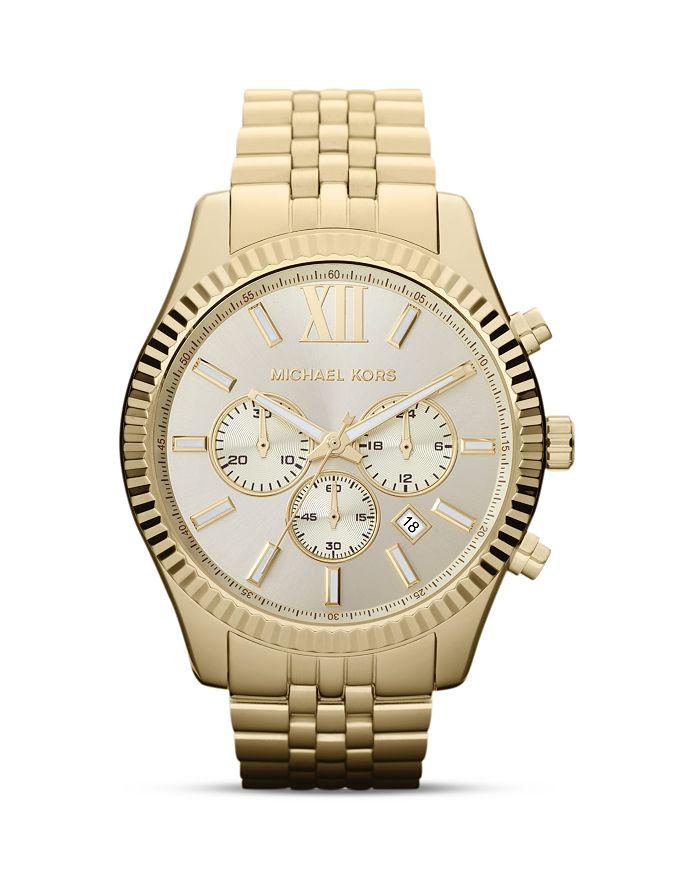 Michael Kors - Lexington Watch, 45mm