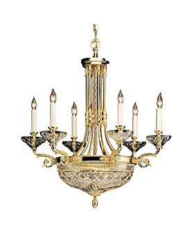 Waterford - Waterford Beaumont 6-Arm Chandelier