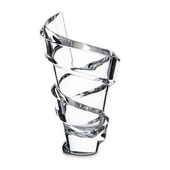 Baccarat - Spirale Vase, Medium