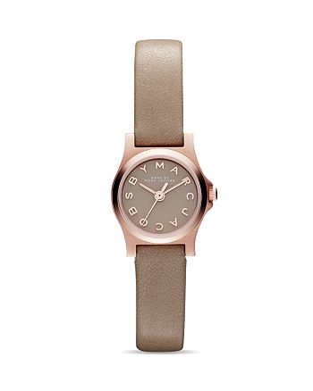 MARC JACOBS - Henry Dinky Stainless Steel Watch, 21mm