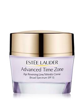 Estée Lauder - Advanced Time Zone Age Reversing Line/Wrinkle Creme SPF 15 1.7 oz.