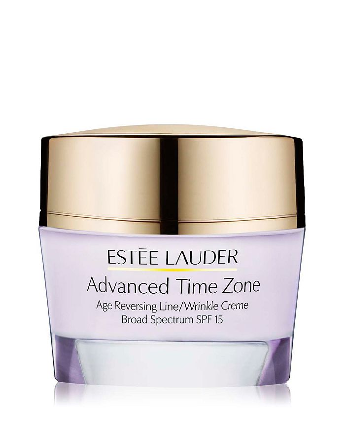 Estée Lauder - Advanced Time Zone Age Reversing Line/Wrinkle Creme SPF 15