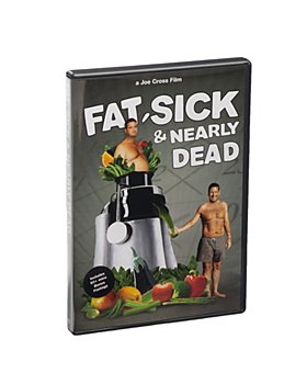 """Breville - Free Breville """"Fat, Sick & Nearly Dead"""" DVD with any Breville Juicer Purchase"""