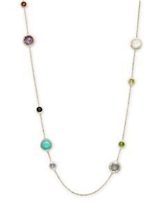 "IPPOLITA - Ippolita 18K Gold Multi Lollipop Necklace, 36"""