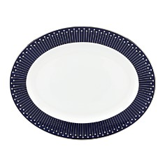 kate spade new york Mercer Drive Oval Platter - Bloomingdale's_0