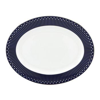 kate spade new york - Mercer Drive Oval Platter