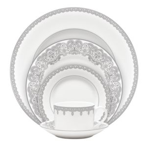 Waterford Lismore Lace 5-Piece Place Setting