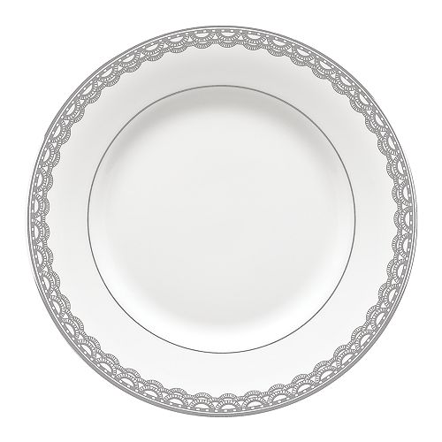 Waterford - Lismore Lace Platinum Bread & Butter Plate