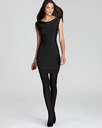 FRENCH CONNECTION - Spotlight Knit Dress