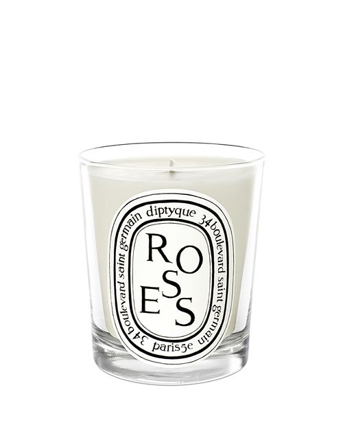 Diptyque - Roses Scented Small Candle