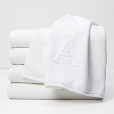 Matouk Auberge Monogrammed Letter Towel Collection - Bloomingdale's_0