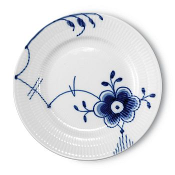 Royal Copenhagen - Blue Fluted Mega Bread & Butter Plate