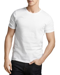 BOSS Hugo Boss Cotton Crewneck Tee - Pack of 3 - Bloomingdale's_0