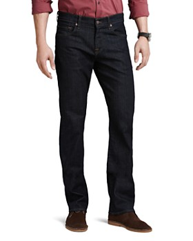 7 For All Mankind - Carsen Relaxed Fit Jeans in Dark & Clean