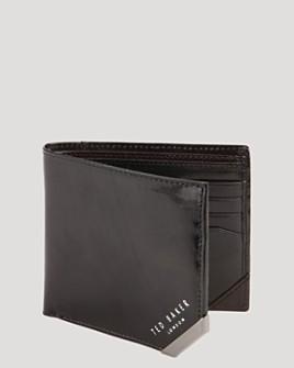 Ted Baker - Korning Clip Corner Bi-Fold Wallet