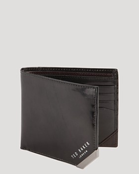14aad42ec Ted Baker - Korning Clip Corner Bi-Fold Wallet