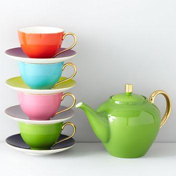 kate spade new york - Greenwich Grove Tea Set
