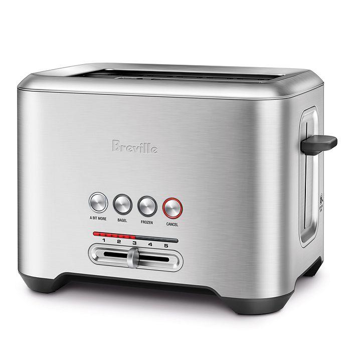 Breville - A Bit More 2-Slice Toaster