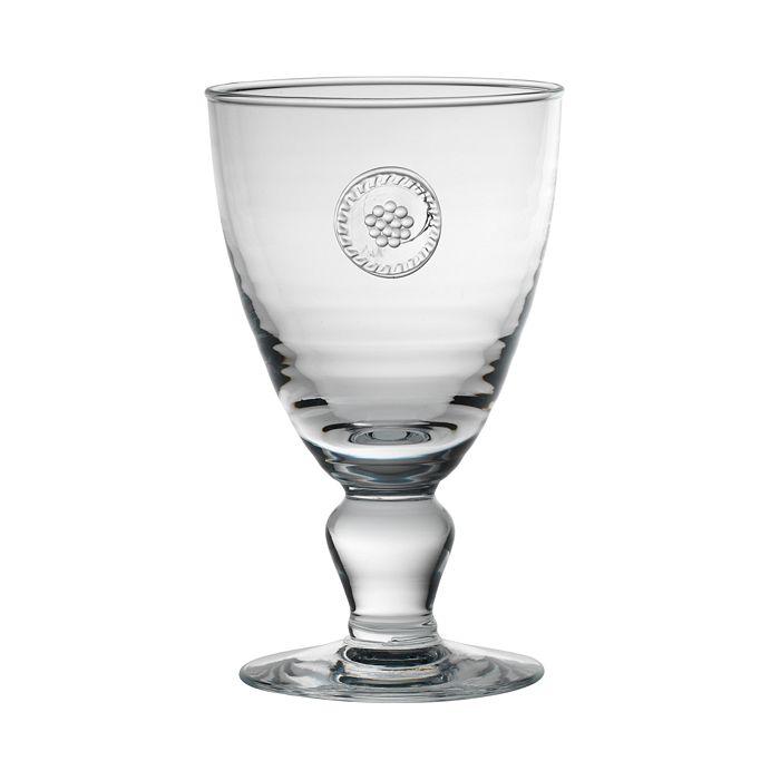 Juliska - Berry & Thread Clear Footed Goblet