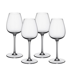 Villeroy & Boch Purismo Red Wine Intricate & Delicate Glass, Set of 4 - Bloomingdale's Registry_0