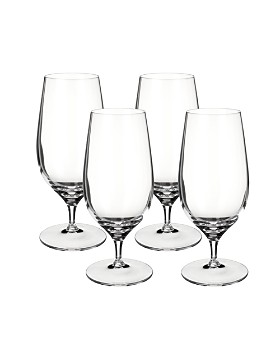 Villeroy & Boch - Purismo Beer Goblet, Set of 4