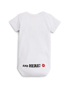 Sara Kety - Unisex Grandma Was Here Bodysuit - Baby