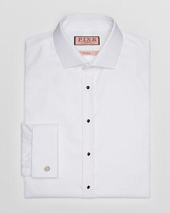 Thomas Pink - Marcella Evening Dress Shirt - Bloomingdale's Slim Fit