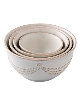 Juliska - Juliska Berry & Thread Nesting Prep Bowls, Set of 4