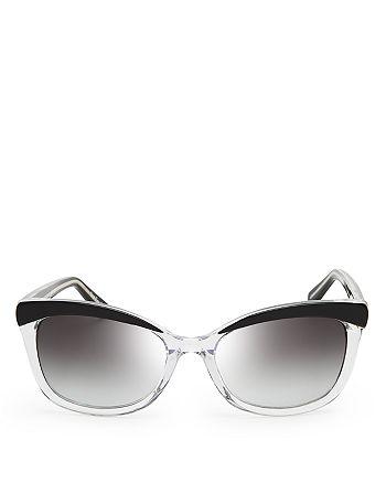 737f301c5780 kate spade new york Women's Amara Cat Eye Sunglasses, 55mm ...