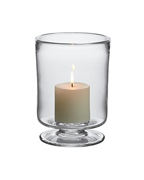 Simon Pearce - Nantucket Hurricane Candle Holder