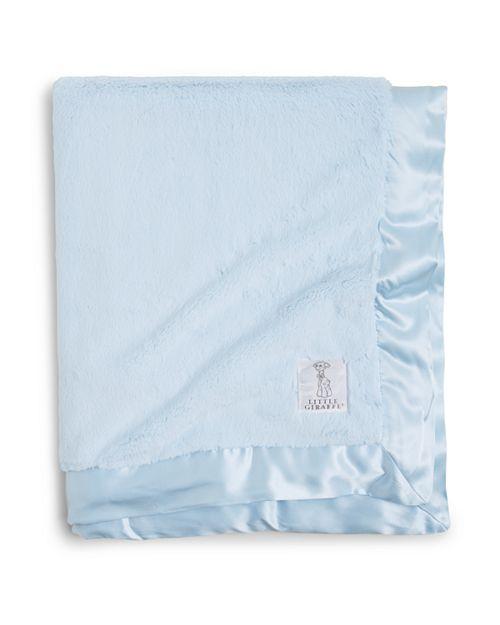 Little Giraffe - Infant Boys' Luxe Blanket