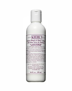Kiehl's Since 1851 Deluxe Hand & Body Lotion with Aloe Vera & Oatmeal in Lavender - Bloomingdale's_0
