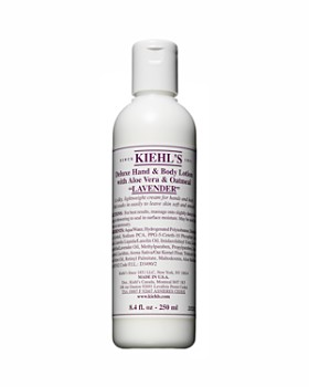 Kiehl's Since 1851 - Deluxe Hand & Body Lotion with Aloe Vera & Oatmeal in Lavender
