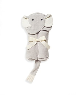 Elegant Baby - Infant Unisex Elephant Baby Bath Wrap