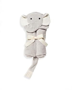 Elegant Baby Infant Unisex Elephant Baby Bath Wrap