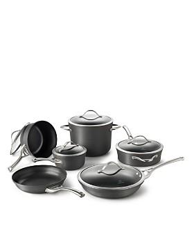 Calphalon - Contemporary Nonstick 11-Piece Cookware Set