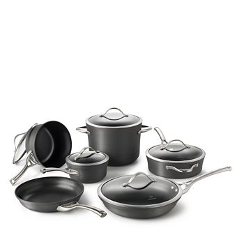 Calphalon - Contemporary Nonstick 11-Piece Cookware Set