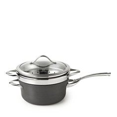 Calphalon Contemporary Nonstick 4.5-Quart Steamer Pan & Lid with Insert - Bloomingdale's Registry_0