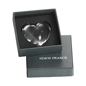 Simon Pearce Highgate Heart Gift Set, S